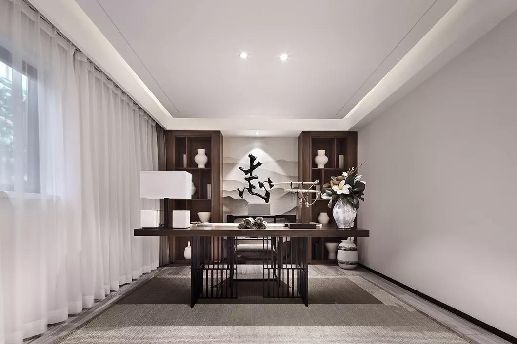 簡雅新中式,太美了!